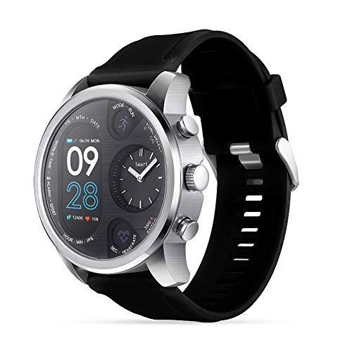 Amoy Smart Watch, Color Screen Heart Rate Sleep Detection Sport Single Step Call Information Waterproof Bracelet…