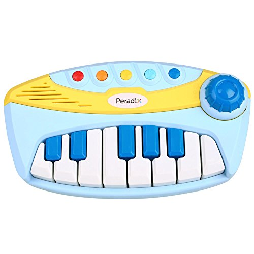 Peradix Toddler Piano Baby Keyboard Toy Musical Instrument Toys