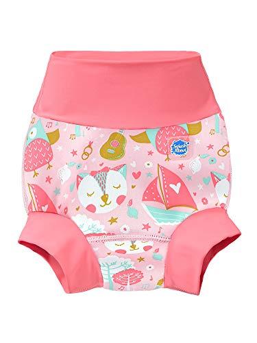 Splash About Unisex Baby Splash About Kinderen Nieuwe Improved Happy Nappy Verbeterde Splash Over Kinderen Nieuwe…