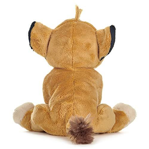 Posh Paws Disney Classic Simba Peluche–25cm