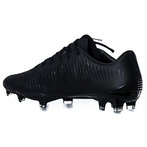 Nike Mercurial Vapor Xi Fg, Scarpe da Calcio Uomo, Nero (Black/Black 001), 42 EU