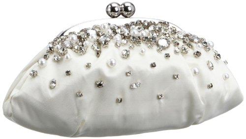 Menbur Wedding Kashia - Handbag Ivory Woman - Elfenbein (ivory)