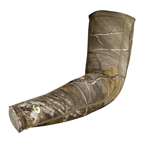 Phiten Realtree Xtra Compression Arm Sleeve, Medium (Arm Titanium Phiten)