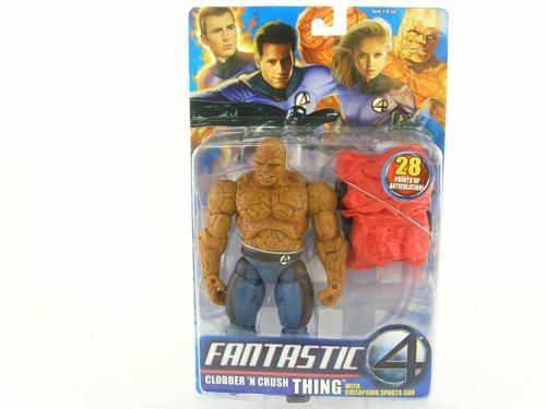 Clobber N' Crush Thing by Fantastic 4