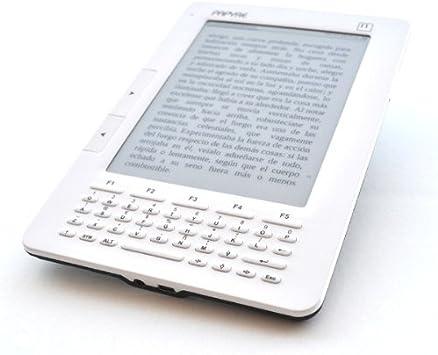 Papyre 613 - Lector de libros electrónicos, color blanco: Amazon.es: Electrónica