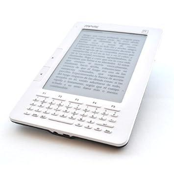 Papyre 613 - Lector de libros electrónicos, color blanco: Amazon ...