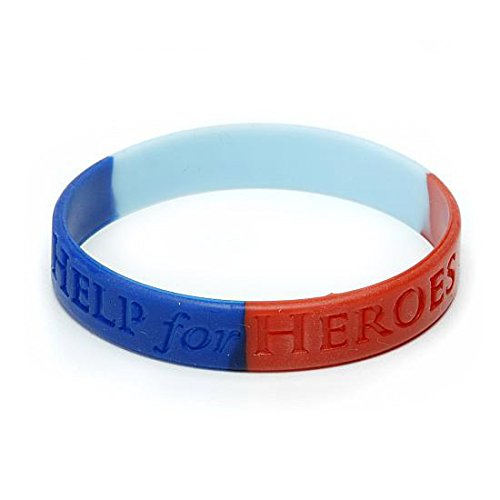 help for heroes wristband