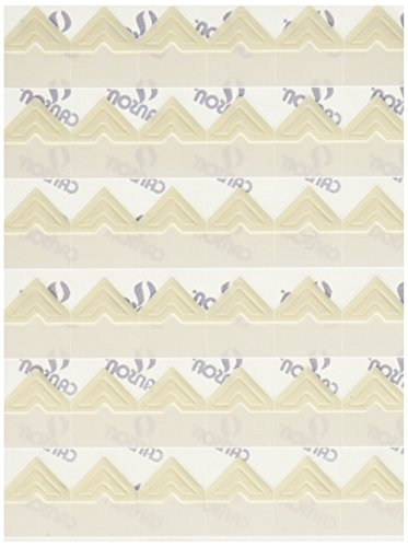 f Adhesive Photo Corners, Ivory (Canson Scrapbook)
