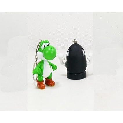 Llavero Nintendo Super Mario Bros Wii U Juego Actionfigure ...