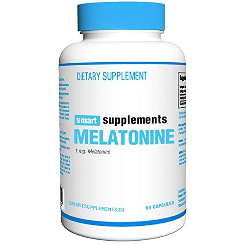 Smart Supplements Melatonine Suplemento de Hierbas - 60 Cápsulas: Amazon.es: Salud y cuidado personal