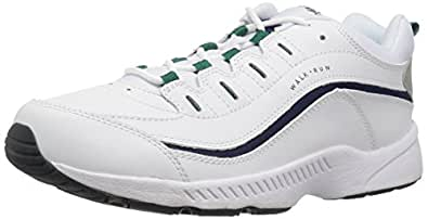 Easy Spirit Women's Romy Sneaker,White Multi,5 M