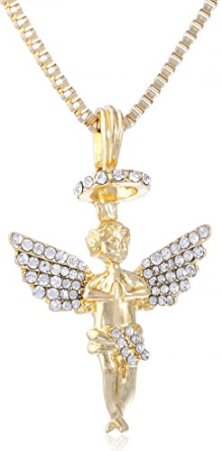 Baby Angel Pendant - 8