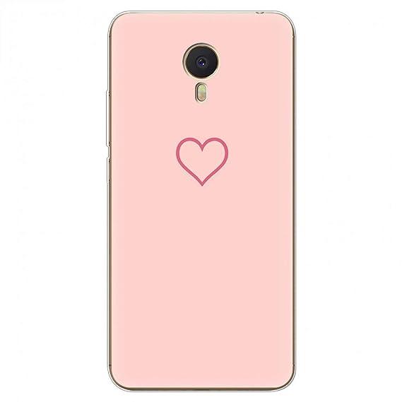 Amazon.com: KCHHA Phone case for Meizu M3 Note Case Silicone ...