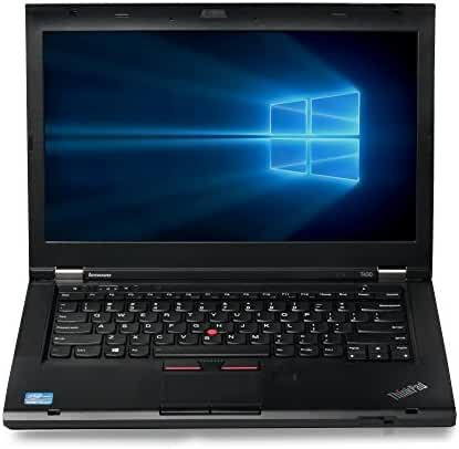 Lenovo Thinkpad T430 - Intel Core i5-3320M 2.6GHz, 4GB DDR3, New 120GB SSD, Windows 10 Professional 64-Bit, WiFi (Prepared by ReCircuit)
