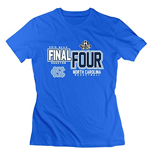CXY Women's North Carolina Tar Heels Basketball Final Four T-Shirt
