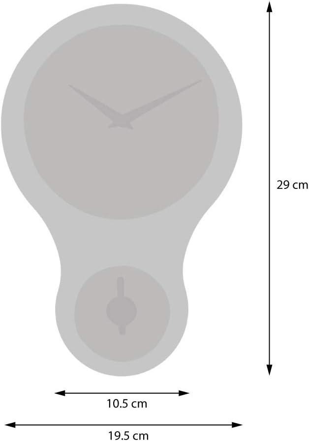 ProCook Retro Kitchen Clock Timer Black 01
