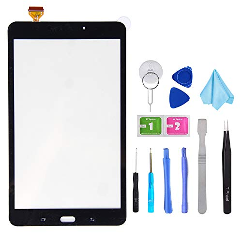 Samsung Galaxy Tab A 8.0 SM-T385 T380 LCD Touch Screen Digitizer Lens Glass