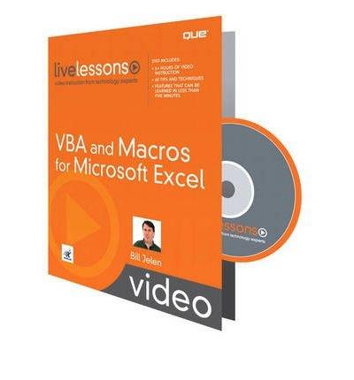 MrExcel LiveLessons Training livelessons Prentice product image