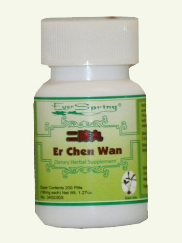 Er Chen Wan (The Two Cured Pill) - 200 ct.