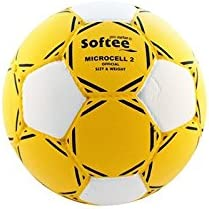 Softee Equipment 0002362 Balón Micro Celular 2, Unisex, Blanco, S