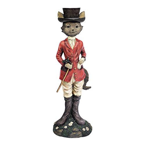 design-toscano-tally-ho-equestrian-fox-hunt-statue