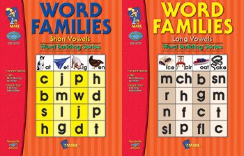 Building Word Families Book Set (Teaching Chunks Of Languages)