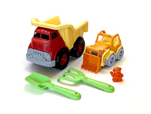 Green Toys Sand & Water Play Dump Truck with Scooper by Green Toys