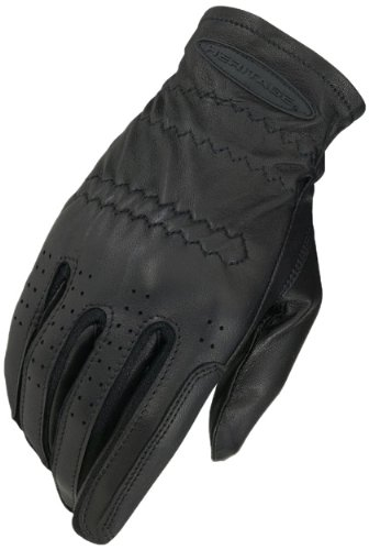 - Heritage Pro-Fit Show Gloves, Size 8, Black