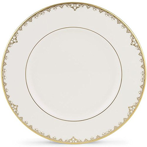 Lenox Federal Gold Bone China 9-Inch Accent - Store Outlet Lenox