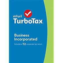 TurboTax Business Incorporated TY14