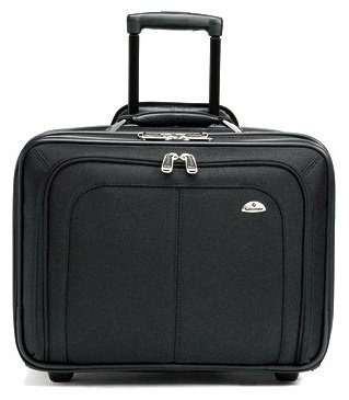 Samsonite Business One Mobile Office, Black