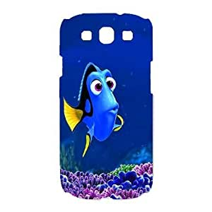 Samsung Galaxy S3 I9300 Phone Case White Finding Dory VC3XB5071271