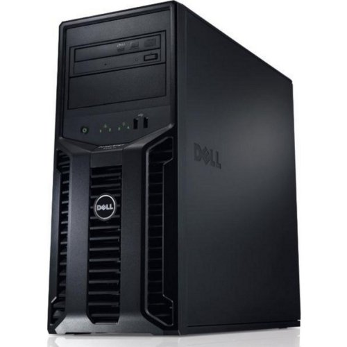 """Dell Poweredge T110 Ii Tower Server . 1 X Intel Xeon E3. 1230V2 3.30 Ghz . 1 Processor Support . 8 Gb Standard/32 Gb Maximum Ram . 1 Tb Hdd . 6Gb/S Sas Raid Supported Controller . Gigabit Ethernet . Raid Level: 0, 1, 1+0 . 305 W """"Product Type: Computer Systems/Entry-Level Servers"""""""