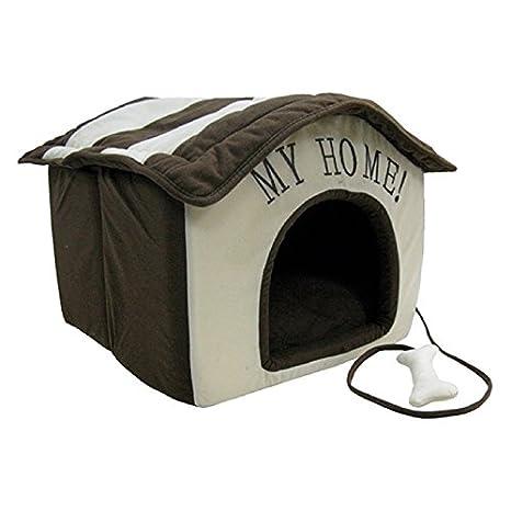Arquivet 8435117884533 - Caseta my Home 47 cm: Amazon.es: Productos para mascotas