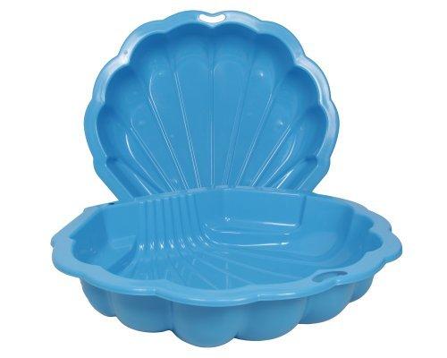 Sandmuschel - Sandmuschel blau