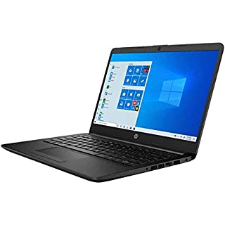 2020 Newest HP 14 Inch Non-Touch Premium Laptop, AMD Athlon Silver 3050U up to 3.2 GHz, 4GB DDR4 RAM, 128GB SSD, WiFi, HDMI, Windows 10 in S, Jet Black + NexiGo Wireless Mouse Bundle