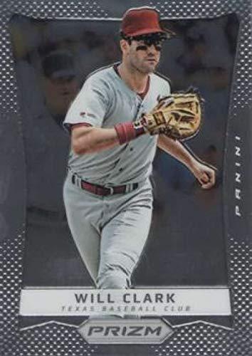 2012 Panini Prizm #135 Will Clark Rangers MLB Baseball Card NM-MT