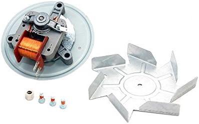 Electrolux 3115211017 - Motor de ventilador para horno: Amazon.es ...