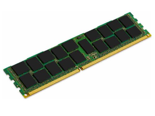 Kingston ValueRAM 4GB 1333MHz DDR3 PC3-10666 ECC Reg CL9 DIMM SR x4 Intel Certified Server Memory KVR13R9S4/4I