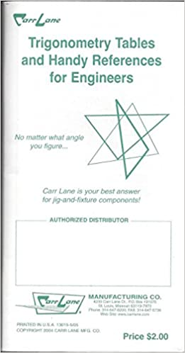Trigonometry Table Pdf Download