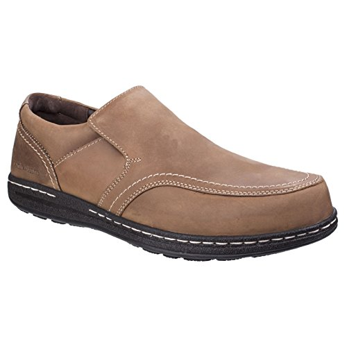 Puppies Formal Hush Vindo Slip Brown Shoes Victory Mens On gZqTpR