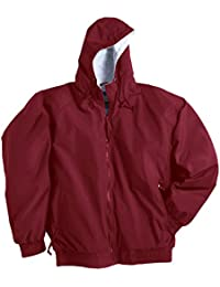 Amazon.com: Red - Windbreakers / Lightweight Jackets: Clothing ...