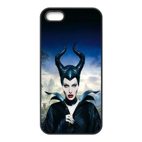 Ha Angelina Jolie affiche Maléfique Disney assuré majoré KG98MC2 coque iPhone 4 4s téléphone cellulaire cas coque B4RF5B4VJ