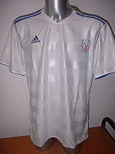República Dominicana ADIDAS manga corta camiseta jersey fútbol adulto XL Maglia BNWT Trikot Copa del Mundo blanco: Amazon.es: Deportes y aire libre