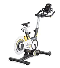 Experience outdoor riding from the comfort of your home with the Pro-Form Le Tour de France Indoor Cycle. Choose any route in the world and iFit technology can download the map to your console. This allows you to feel every hill, flat stretch...