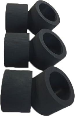 6 pcs 1084755 108-4755 Pickup Feed Roller Tire Kodak i600 i700 i1800