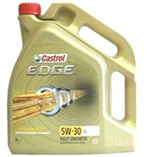 Castrol 52605 Edge con Fluid Titanium Technology 5W-30 ...