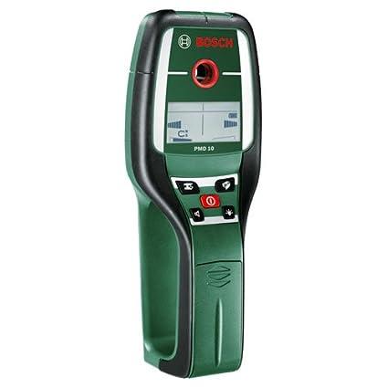 Advanced Bosch PMD 10 pared escáner detector de cartucho para cables, Metal y madera [