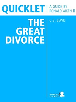 an analysis of the book of revelations and the great divorce by c s lewis Appendix a: one book cs lewis reading group magazine the guardian (which later serialized great divorce), readers loved it for the most part.