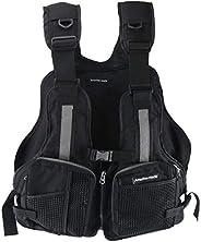 Amairne-Made Boat Travel Waistcoat Sailing Kayak Fly Fishing Jacket Multi-Pocket Life Vest